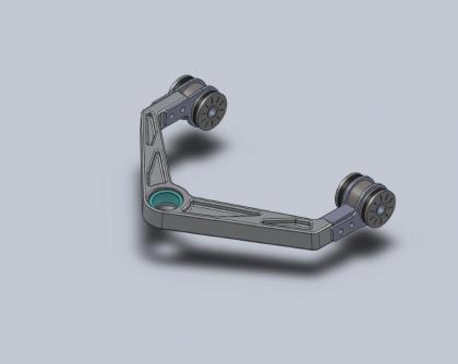 2500 HD Billet Aluminum Arm