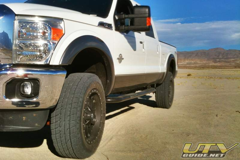 utvguide.net icon vehicle dynamics ford f350 super duty