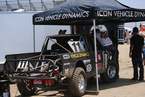 ICON Vehicle Dynamics - Andrea Patheakis Racing - Lucas Oil Regional Series