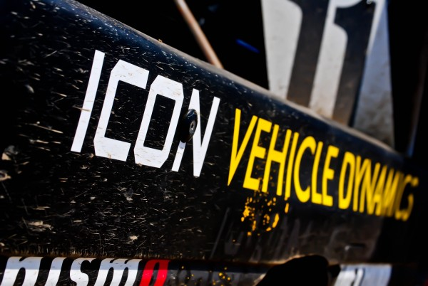 ICON Vehicle Dynamics - Andrea Pathiakis Racing - Lucas Oil Regional Series