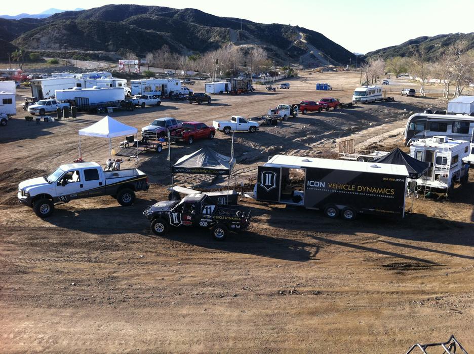 ICON Vehicle Dynamics - Lucas Oil Regional Series at Glenn Helen Raceway