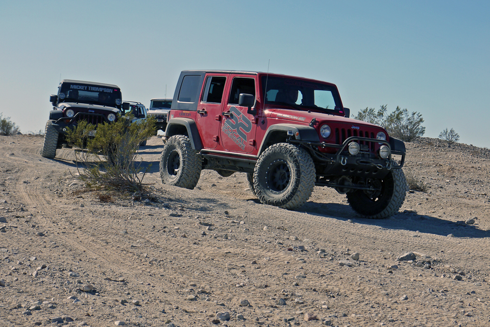 """SoCal SuperTrucks' JK Equipped with ICON 4.5"""" Suspension System"""