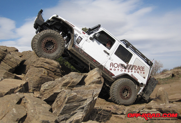 offroad.com road race mot jeep jk icon vehicle dynamics