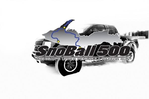 SnowBall 500 Ford Raptor Run Michigan