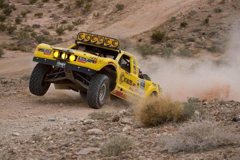 Henderson 250 Mongo Racing ICON Sponsored BITD 7200 Truck