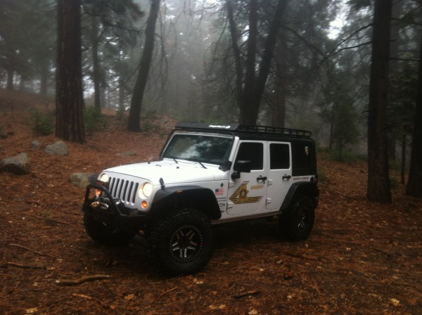 ICON / SBCS Search and Rescue Jeep JK - 1