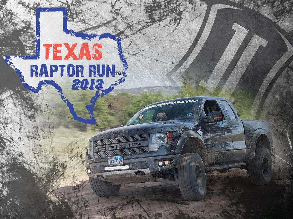 ICON Texas Raptor Run by Treypal Events - ITRR - TRR