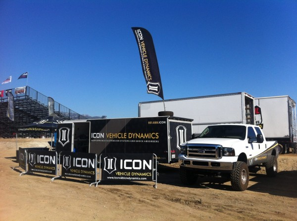 ICON Vehicle Dynamics at Lucas Oil Regional Series Socal