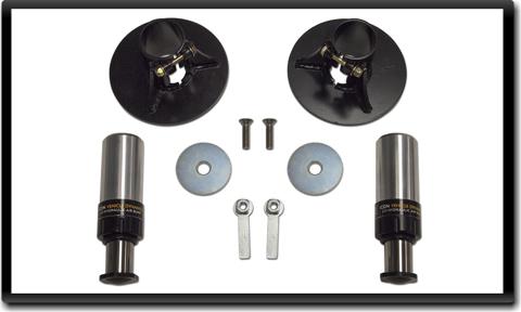 07+ Toyota FJ Cruiser / 03+ 4Runner Hydraulic Bump Stop System - 56104