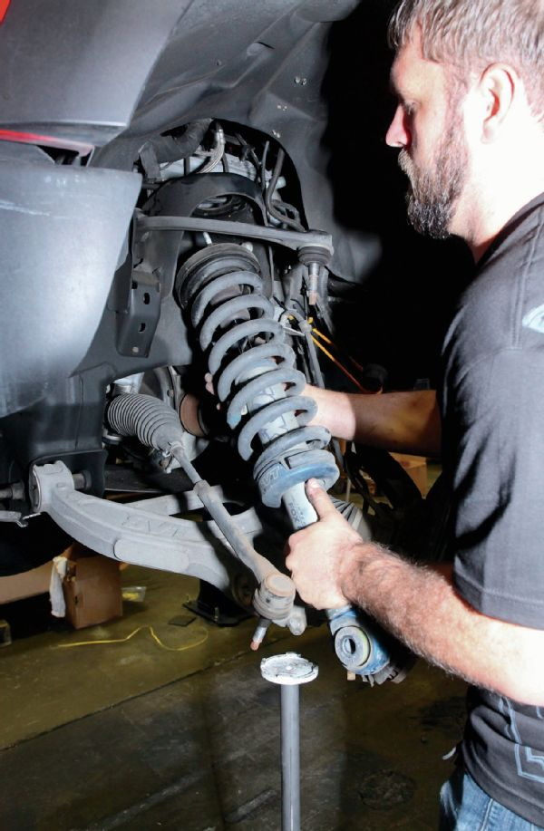 coilover-removal