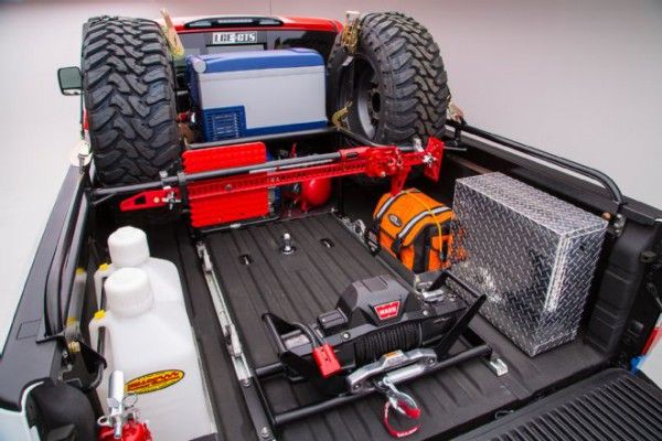 014-2016-nissan-titan-xd-cummins-diesel-bed-arb-freezer-arb-recovery-bag-hi-lift-jack-warn-zeon8-winch-lge-cts-custom-bed-rack